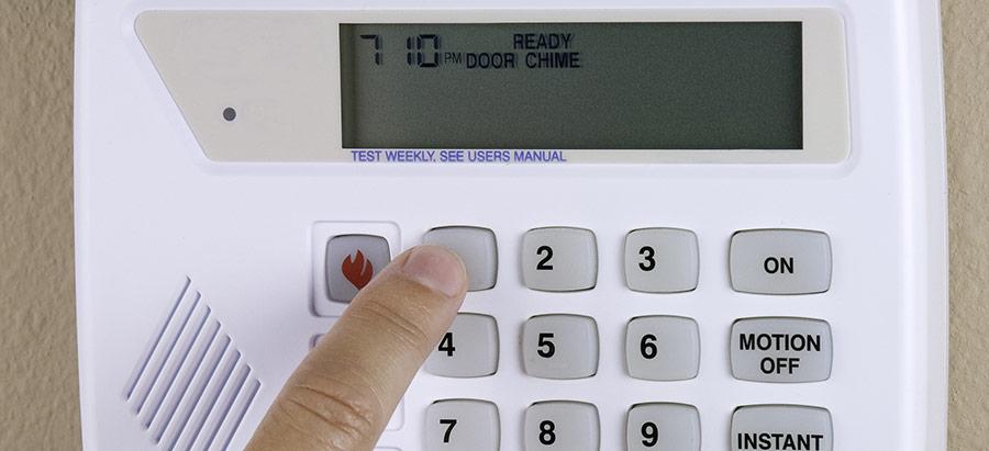 Gör upp en plan för din och din villas säkerhet